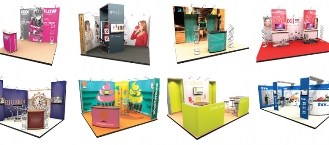 Exhibition Stand Display Ideas : Stand build archives exhibition services london