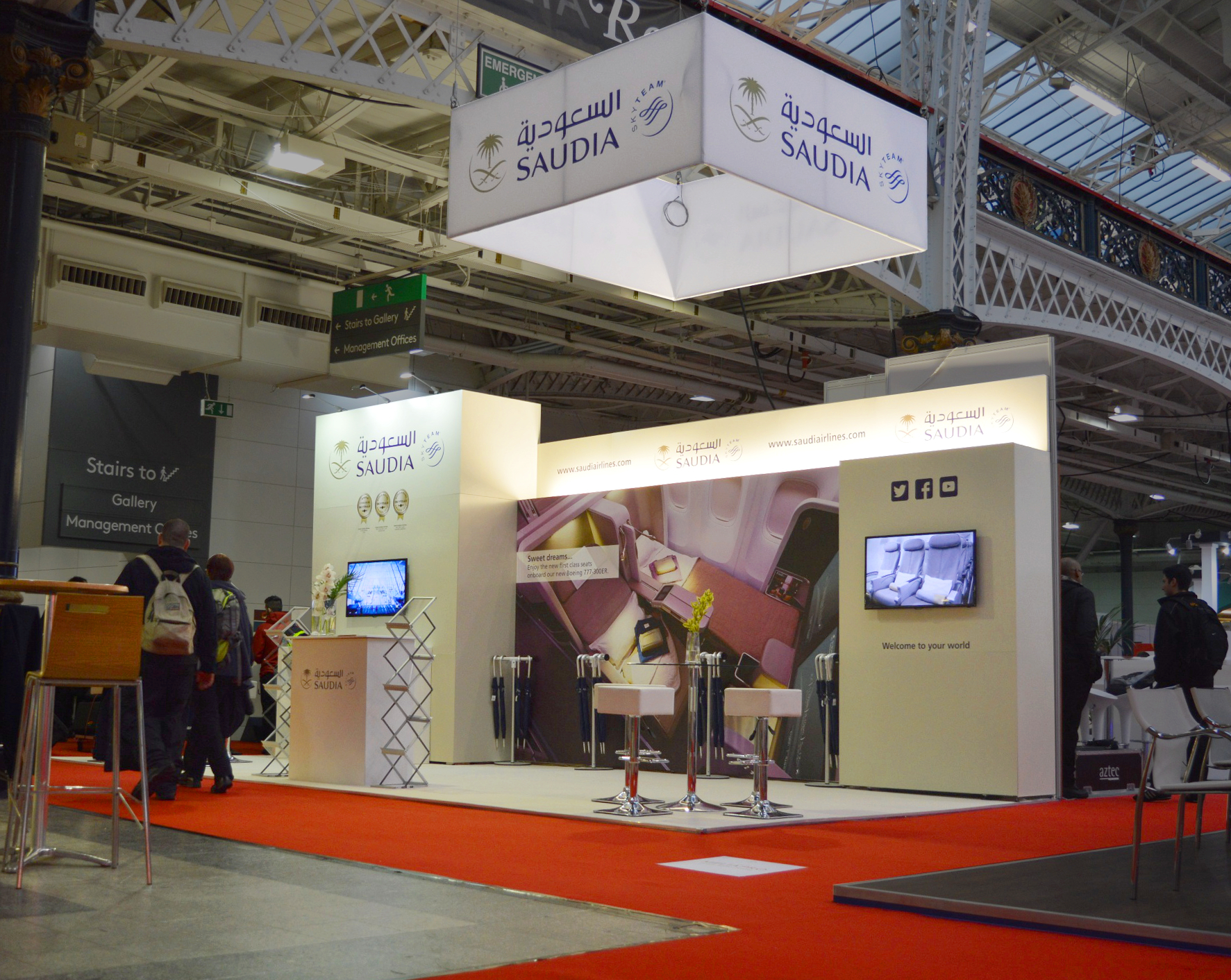 Exhibition Stand Contractors Uk : Stand portfolio exhibition services london modular