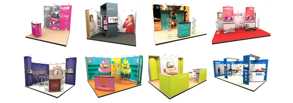 The latest modular stand ideas