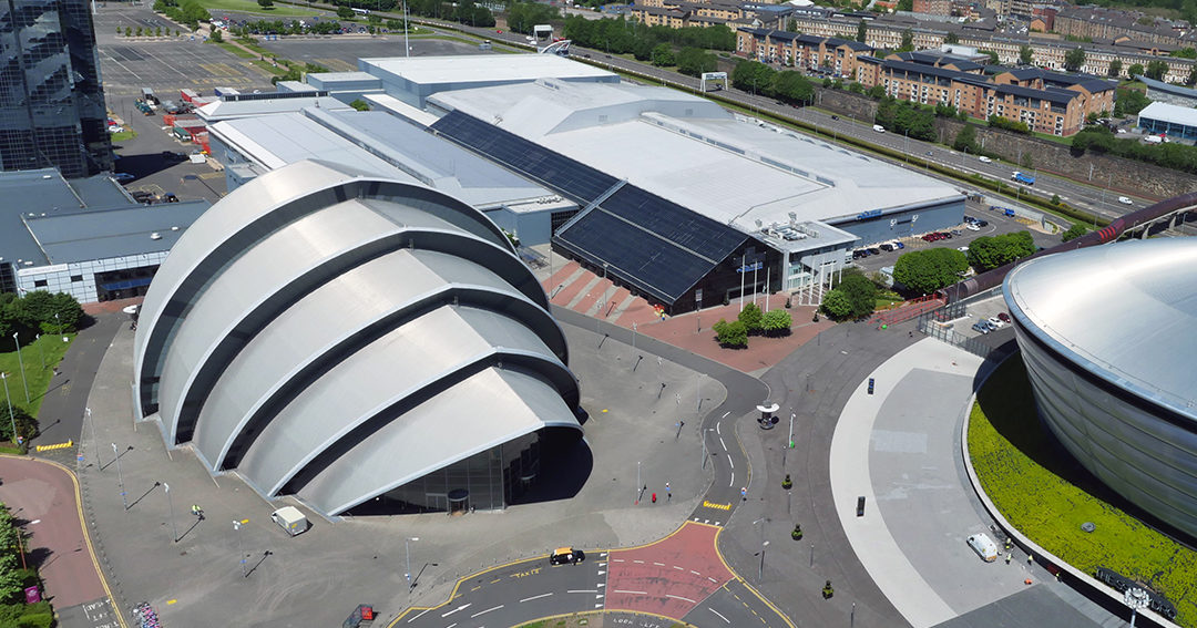 All change as SECC is renamed the Scottish Event Campus
