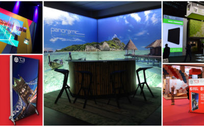 LED Technology, Stand Build Innovation & Display Solutions