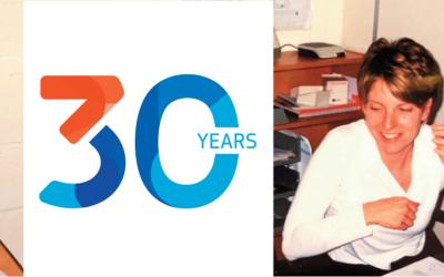Julie Finch : Celebrating 30 years