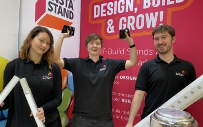 Exhibition Services heads to Confex 2020